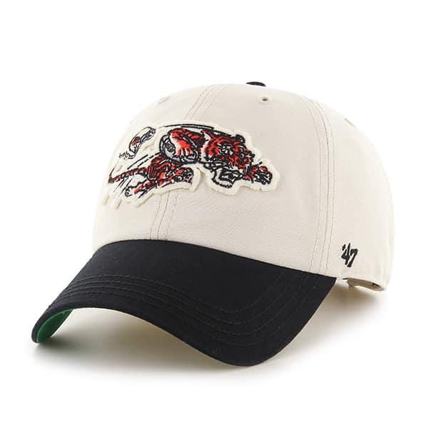 Cincinnati Bengals Horseshoe Clean Up Natural 47 Brand Adjustable Hat