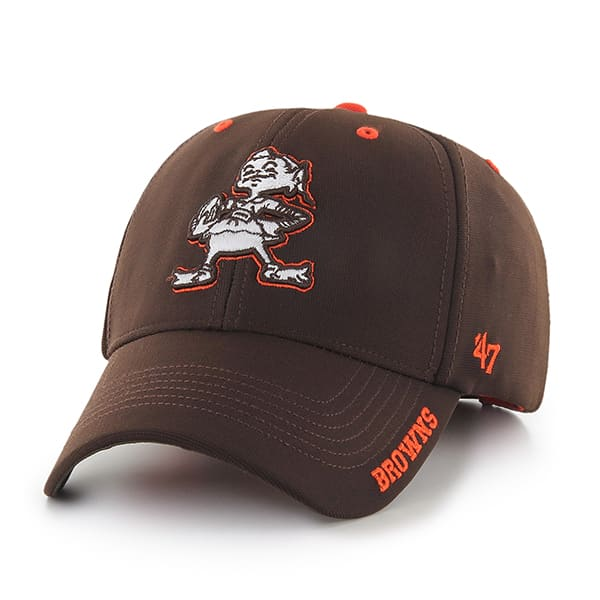 Cleveland Browns Condenser MVP Brown 47 Brand Adjustable Hat