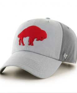 Buffalo Bills Northside Clean Up Storm 47 Brand Adjustable Hat