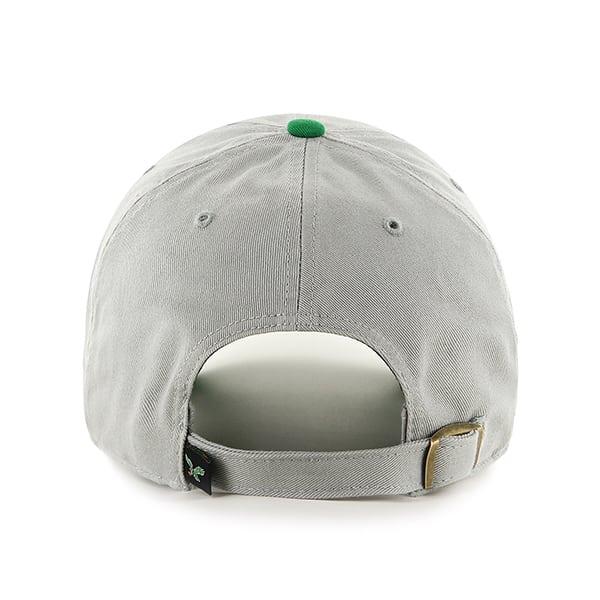 b04372ec5b1 Philadelphia Eagles Clean Up Two-Tone Gray 47 Brand Adjustable Hat.  Philadelphia ...