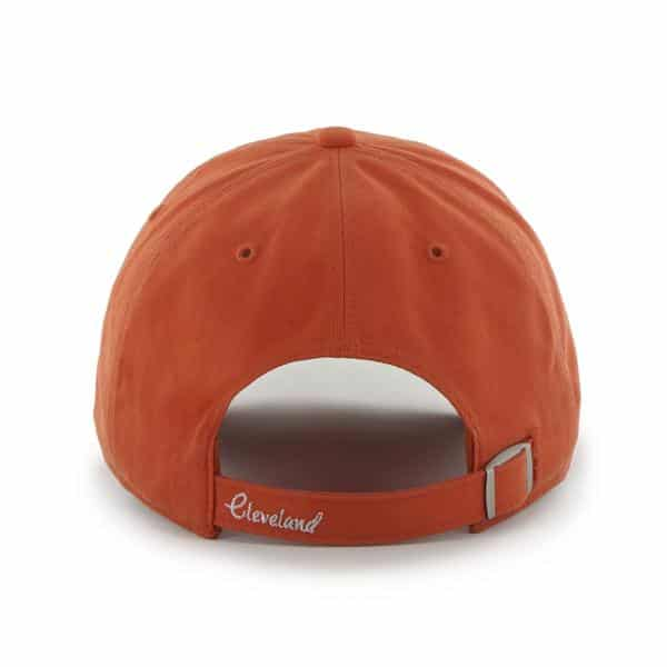 f29bf37005554 Cleveland Browns Sparkle Team Color Clean Up Orange 47 Brand Womens Hat ·  Home   NFL Gear ...