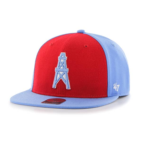 Tennessee Titans Super Move Captain Periwinkle 47 Brand Adjustable Hat