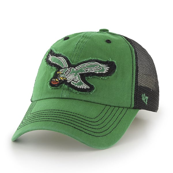 the latest 9c718 c9353 Philadelphia Eagles Taylor Closer Kelly 47 Brand Stretch Fit Hat