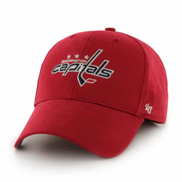 Washington Capitals Basic MVP Red 47 Brand INFANT Hat