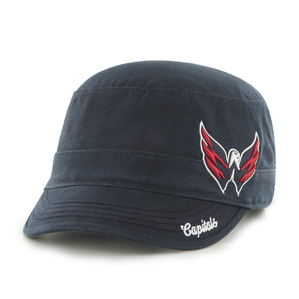 Washington Capitals Avery Navy 47 Brand Womens Hat