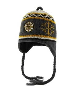 Boston Bruins Crowley Charcoal 47 Brand Adjustable Hat