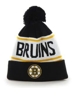Boston Bruins Mass Edmonton Black 47 Brand Adjustable Hat