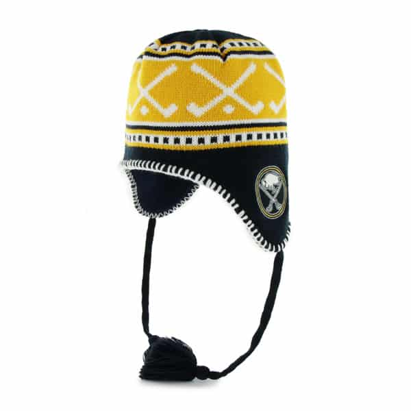 Buffalo Sabres Gameday Knit Navy 47 Brand YOUTH Hat