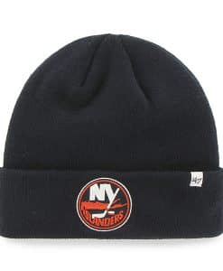 New York Islanders Cuff Knit Navy 47 Brand YOUTH Hat