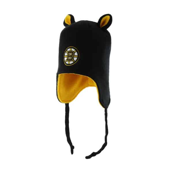 Boston Bruins Little Monster Black 47 Brand TODDLER Hat