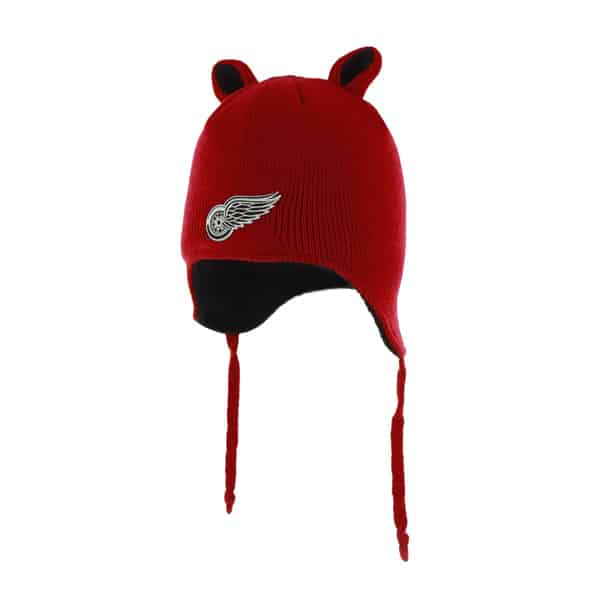 Detroit Red Wings Little Monster Red 47 Brand TODDLER Hat
