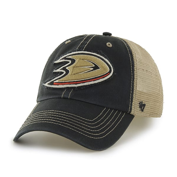 Anaheim Ducks Montana Black 47 Brand Adjustable Hat