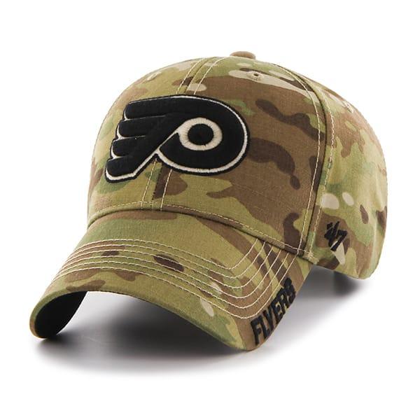 new style d0b15 17e0e ... best philadelphia flyers myers mvp multicam 47 brand adjustable hat  de398 166b3