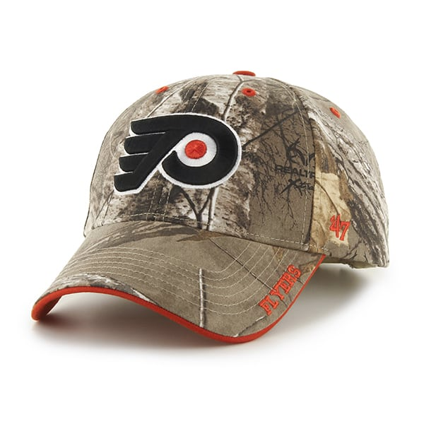 Philadelphia Flyers Realtree Frost Realtree 47 Brand Adjustable Hat