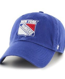 New York Rangers Clean Up Royal 47 Brand Adjustable Hat