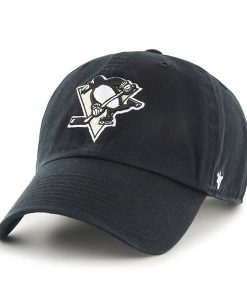 Pittsburgh Penguins Clean Up Black 47 Brand TODDLER Hat