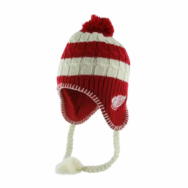 Detroit Red Wings Sherpette Red 47 Brand Womens Hat