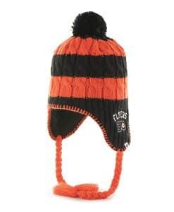 Philadelphia Flyers Sherpette Black 47 Brand Womens Hat