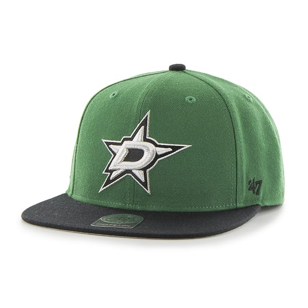 Dallas Stars Sure Shot Two Tone Captain Kelly 47 Brand Adjustable Hat