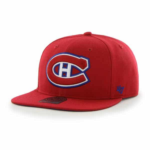 Montreal Canadiens The Shaft Red 47 Brand Adjustable Hat