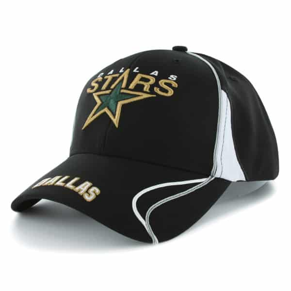 Dallas Stars Vortex Black 47 Brand Adjustable Hat