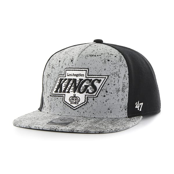 Los Angeles Kings Rylander Captain Dt Black 47 Brand Adjustable Hat