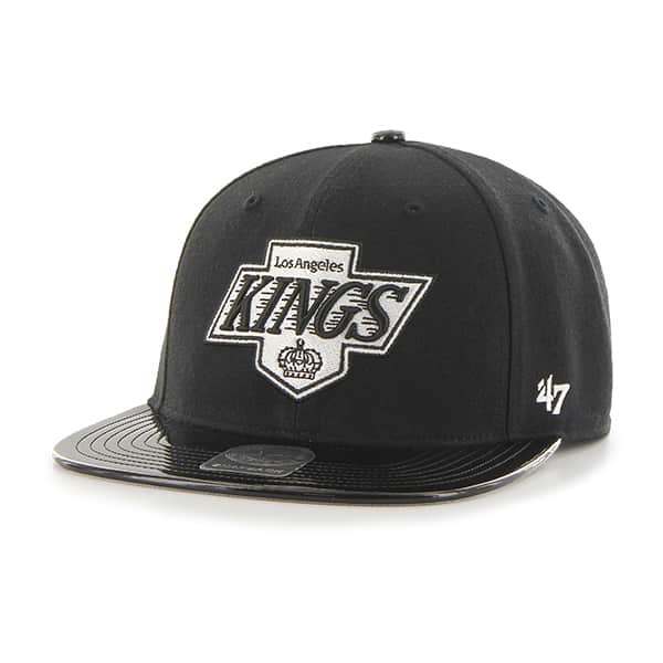 Los Angeles Kings Shinedown Captain Black 47 Brand Adjustable Hat