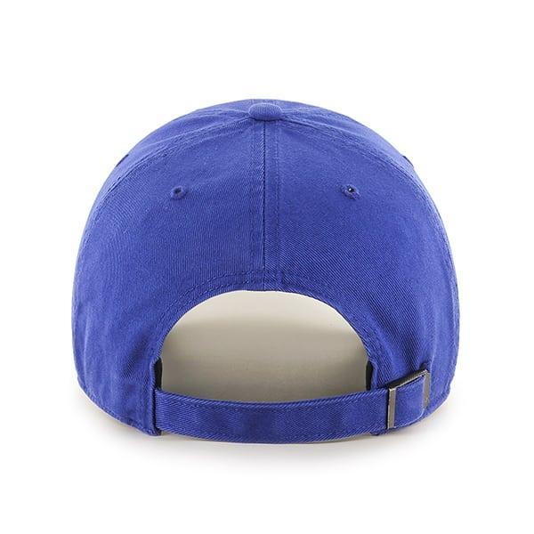 2edda98af077b Golden State Warriors Abate Clean Up Royal 47 Brand Adjustable Hat ...
