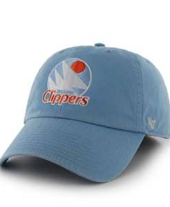 Los Angeles Clippers Basic MVP Columbia 47 Brand YOUTH Hat