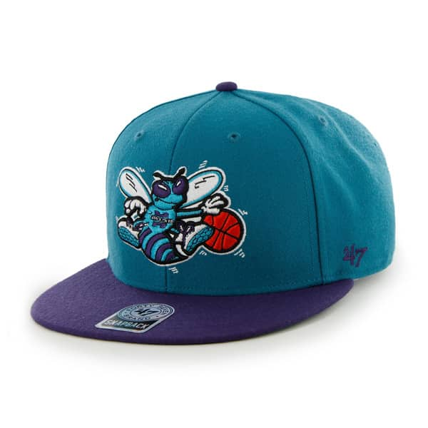 New Orleans Pelicans Big Shot Dark Teal 47 Brand Adjustable Hat