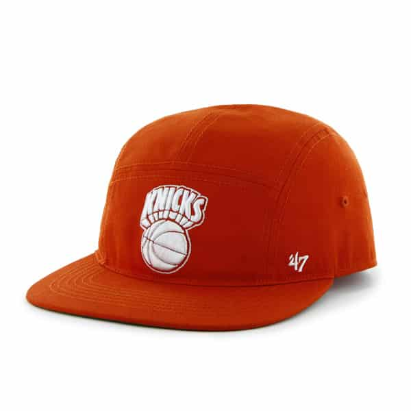 New York Knicks Bergen 5 Panel Thunder 47 Brand Adjustable Hat