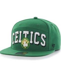Boston Celtics Devoe Captain Sf Kelly 47 Brand Adjustable Hat