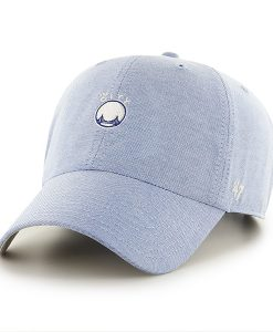Golden State Warriors Monument Salute Clean Up Periwinkle 47 Brand Adjustable Hat