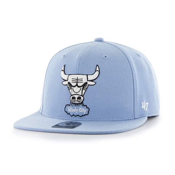 Chicago Bulls Sure Shot Columbia 47 Brand Adjustable Hat