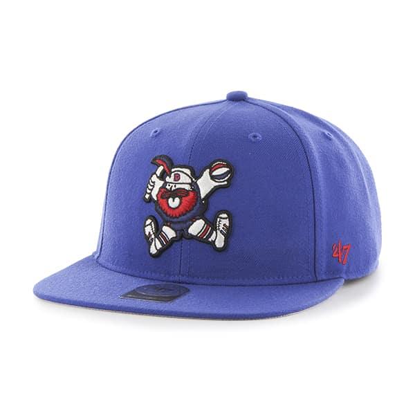 Denver Nuggets Sure Shot Royal 47 Brand Adjustable Hat