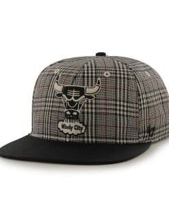 Chicago Bulls Sixty Minutes Natural 47 Brand Adjustable Hat