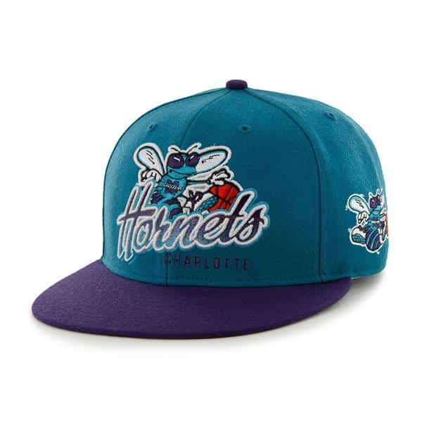 New Orleans Pelicans Tricky Lou Dark Teal 47 Brand Adjustable Hat