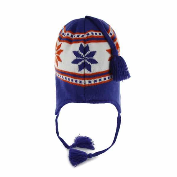 d9d3f31e89c New York Knicks Wampa Knit Royal 47 Brand Adjustable Hat - Detroit ...