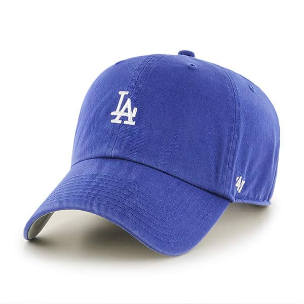 Los Angeles Dodgers Baserunner Blue Clean Up 47 Brand Adjustable Hat
