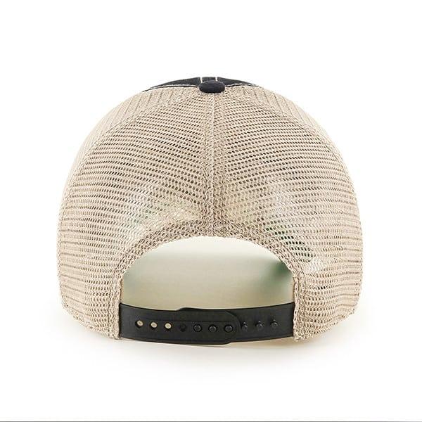 New York Jets Tuscaloosa Clean Up Vintage Black 47 Brand Adjustable Hat Back
