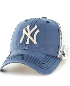 New York Yankees Dyer Rockford Mesh Stretch Fit Hat