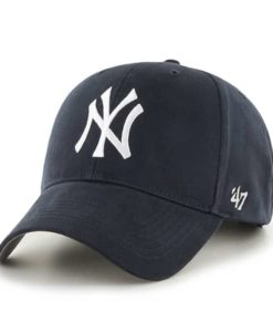 New York Yankees KIDS 47 Brand MVP Navy Home Adjustable Hat