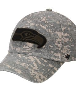 Seattle Seahawks Officer Digital Camo 47 Brand Adjustable Hat