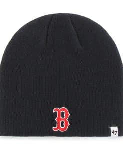 Boston Red Sox Beanie Navy Hat