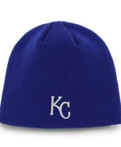 Kansas City Royals Beanie Royal 47 Brand Hat