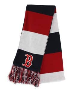 Boston Red Sox Baker Scarf Navy 47 Brand