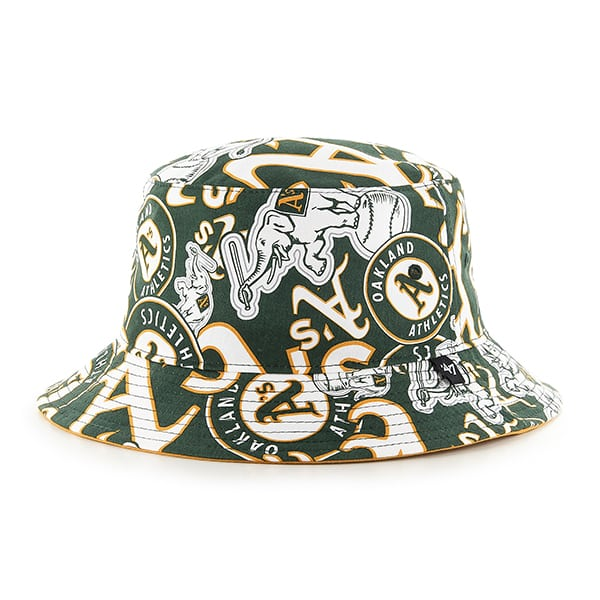 Oakland Athletics 47 Brand Bravado Bucket Hat