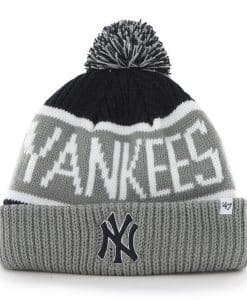 New York Yankees Calgary Cuff Knit Navy 47 Brand Hat
