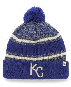 Kansas City Royals Fairfax Cuff Knit Royal 47 Brand Hat
