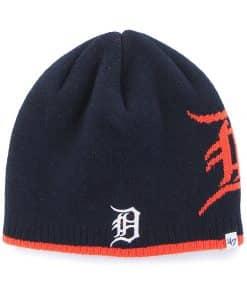Detroit Tigers Peaks Beanie 47 Brand Hat